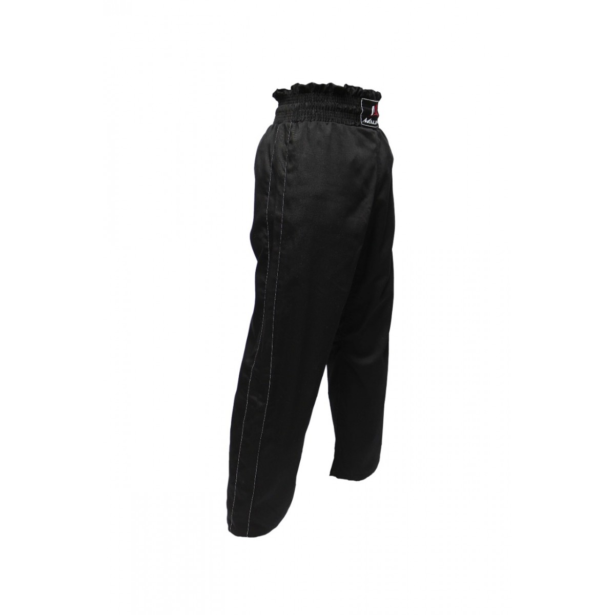 Malino Star Kickboxing Trouser Mix Martial Arts Training Poly Cotton Trouser Black