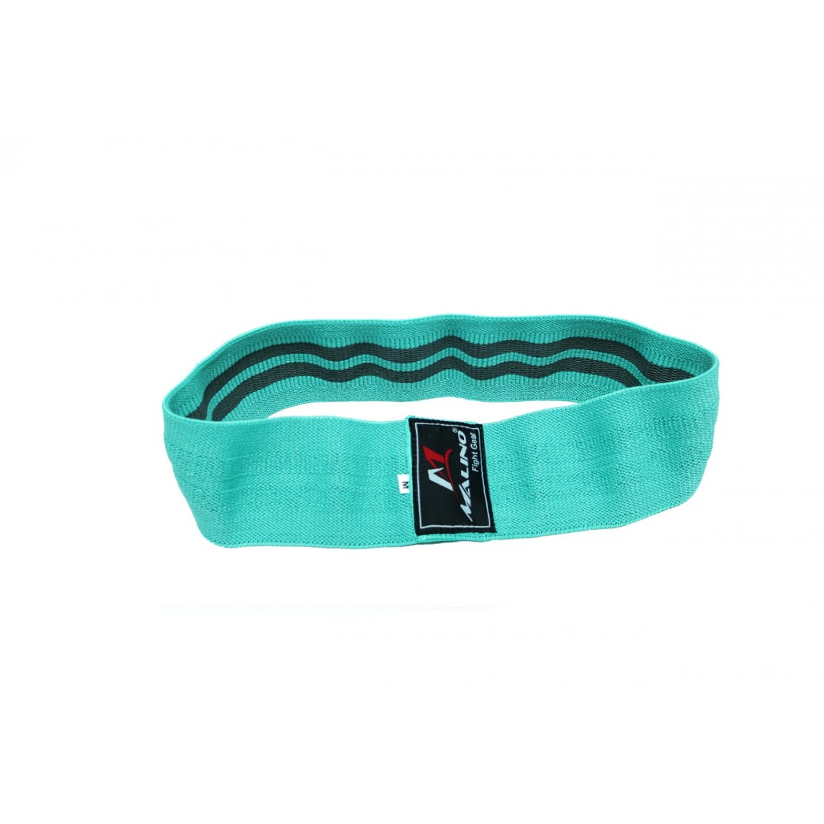 MALINO NON SLIP HIP CIRCLE RESISTANCE BAND SEA GREEN
