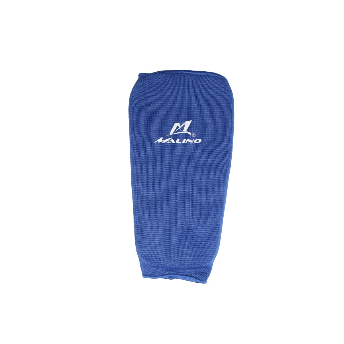 Malino Padded Elasticated Hosiery Shin Pad Blue