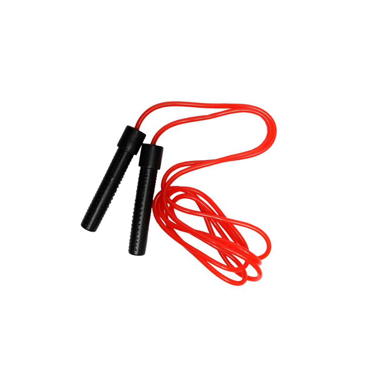 Malino Premium Skipping Rope Red with Black Handle