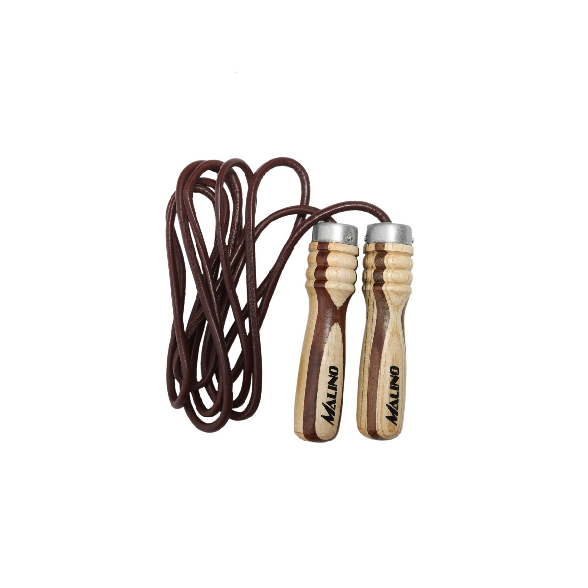 Malino Genuine Leather Skipping Rope