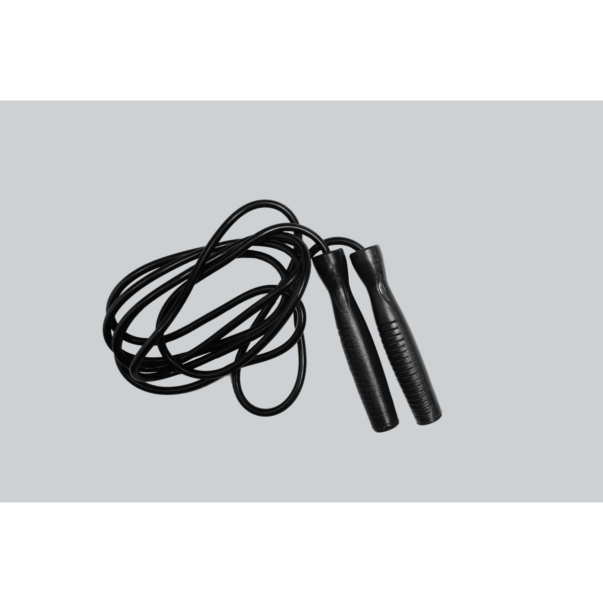 Malino Premium Light Skipping Rope Total Black