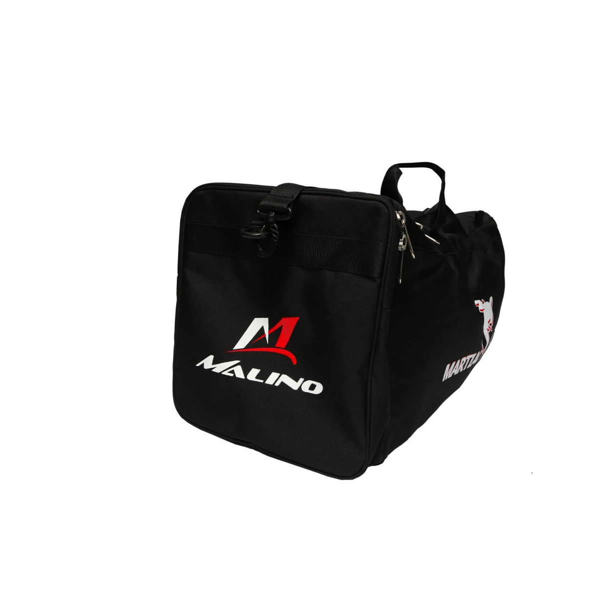 Malino Premium Large Sports Gym Bag Black