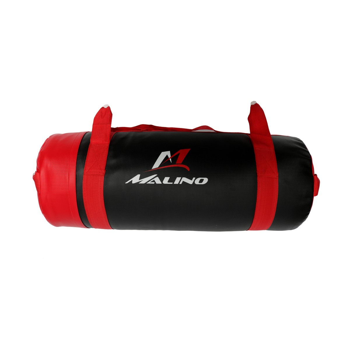 Malino Premium Weight Lifting Sand Bag Black Red
