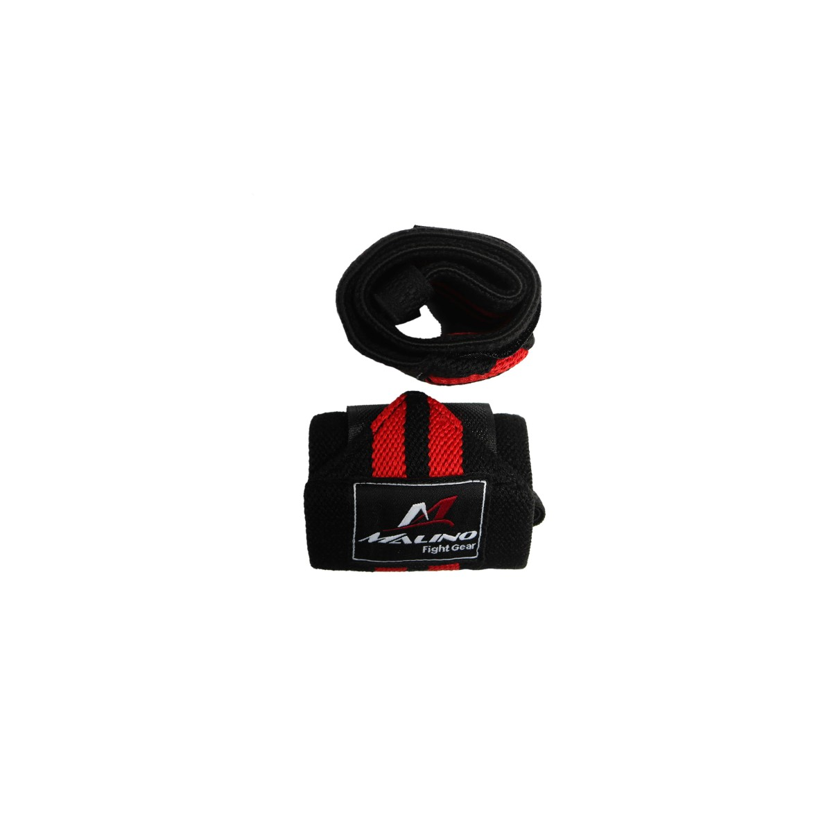 Malino Wrist Wrap Black Red