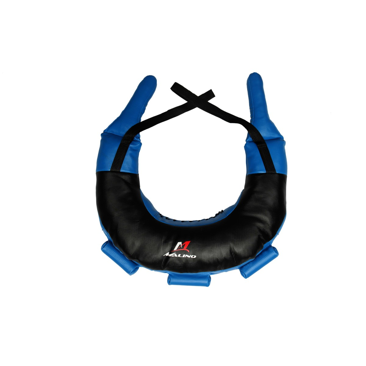 Malino Professional 10KG Bulgarian Bag Black and Blue