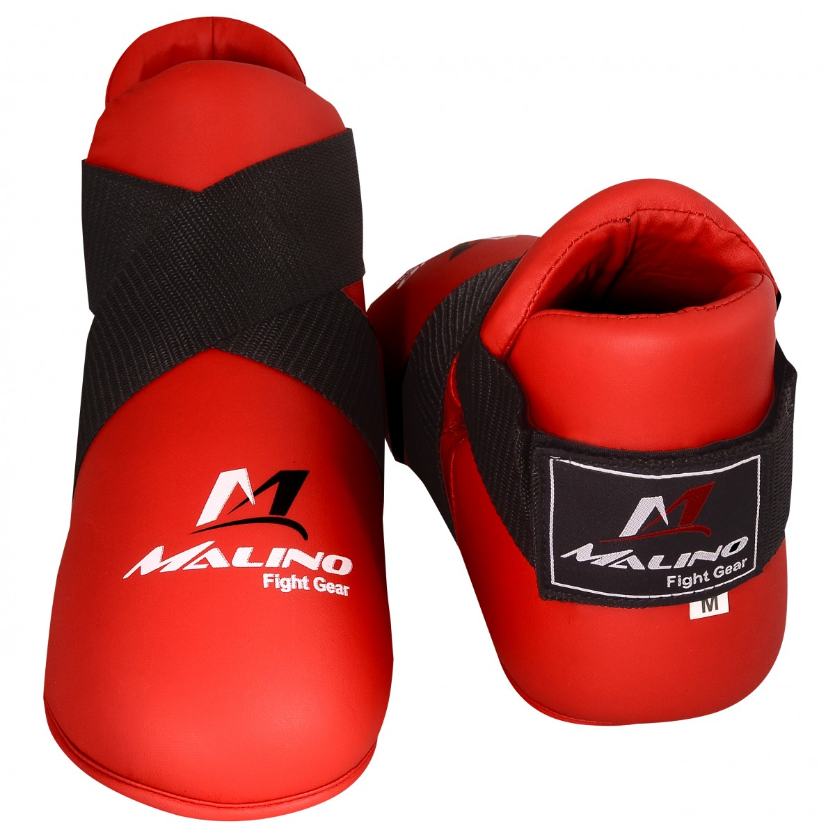 Malino Red Karate Shoes