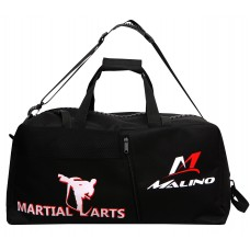 Malino Large Martial Arts Sports Bag Black