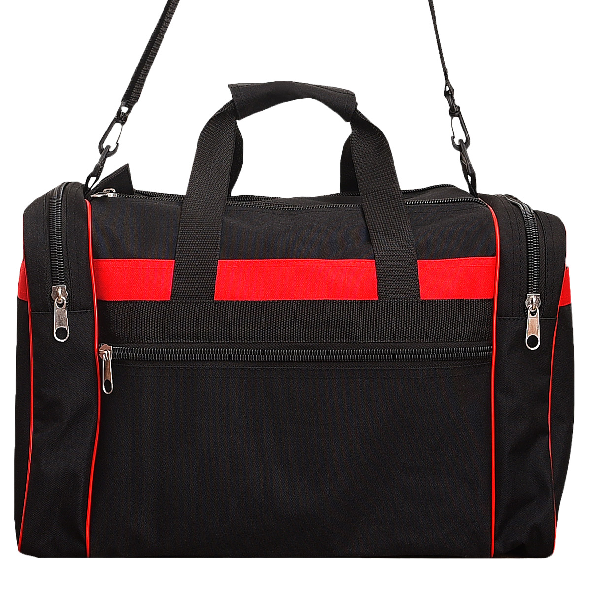 Sports Bags Black-Red