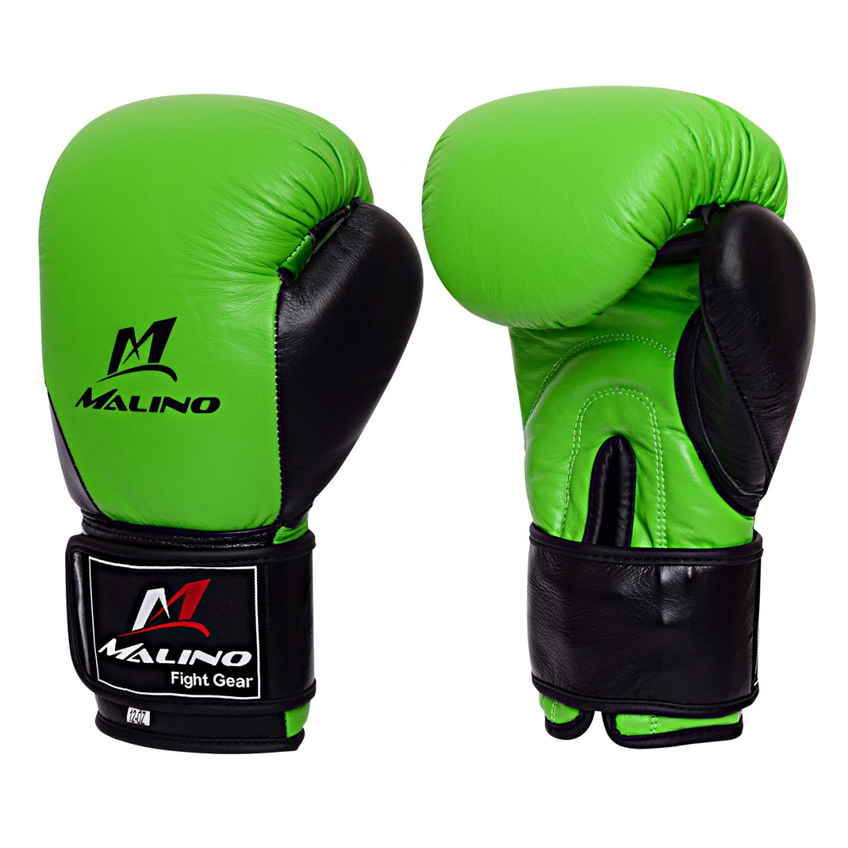 Boxing Gloves for Men Black-Green
