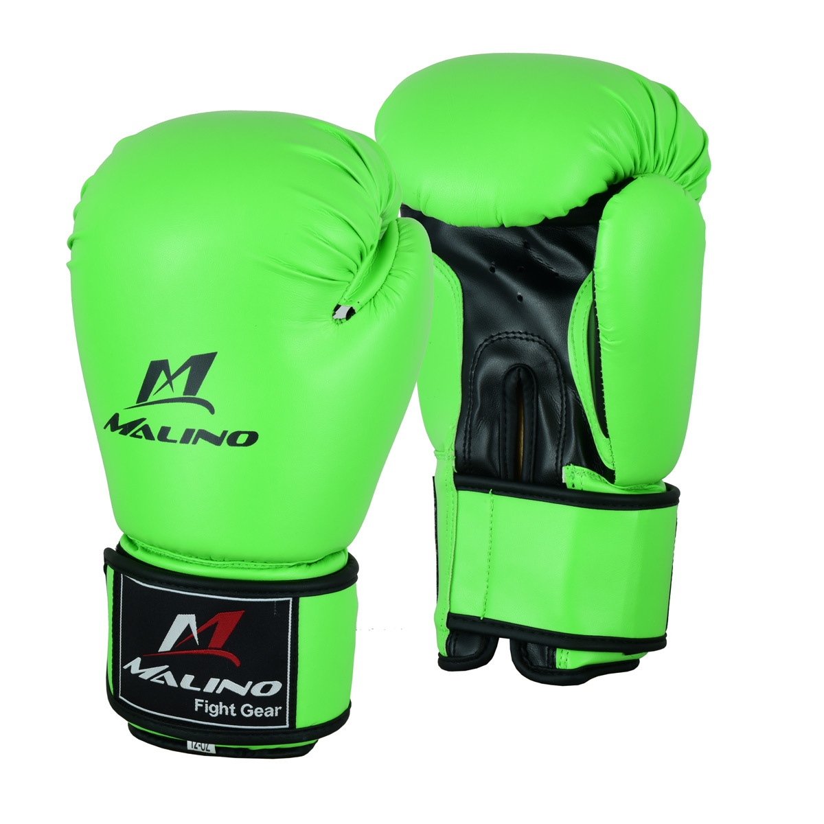 Boxing Gloves for Men Green-Black