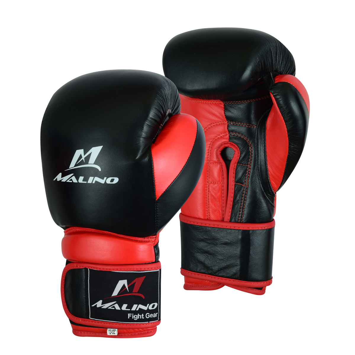 Boxing Gloves for Men Red-Black