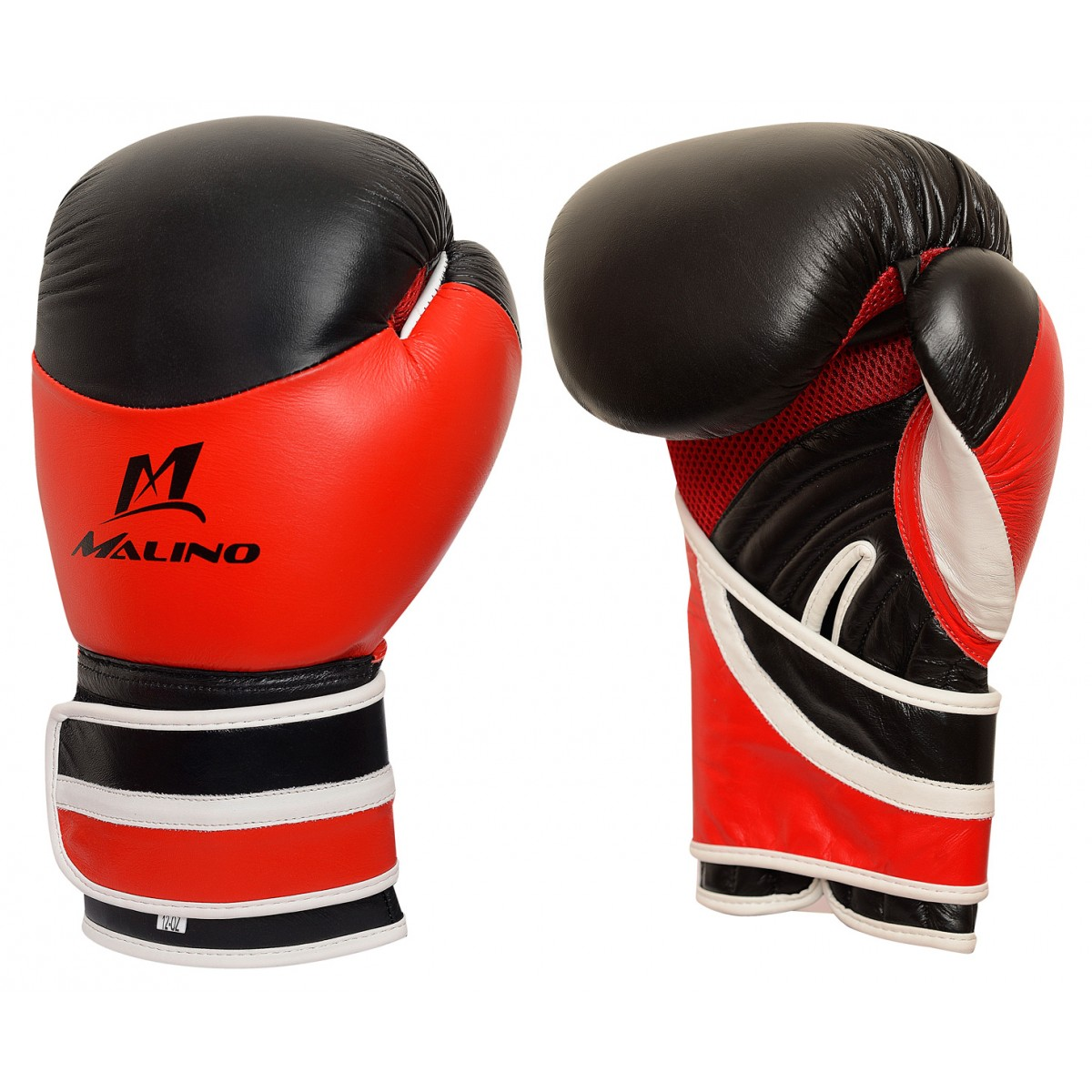 Boxing Gloves for Men Red-Black-White
