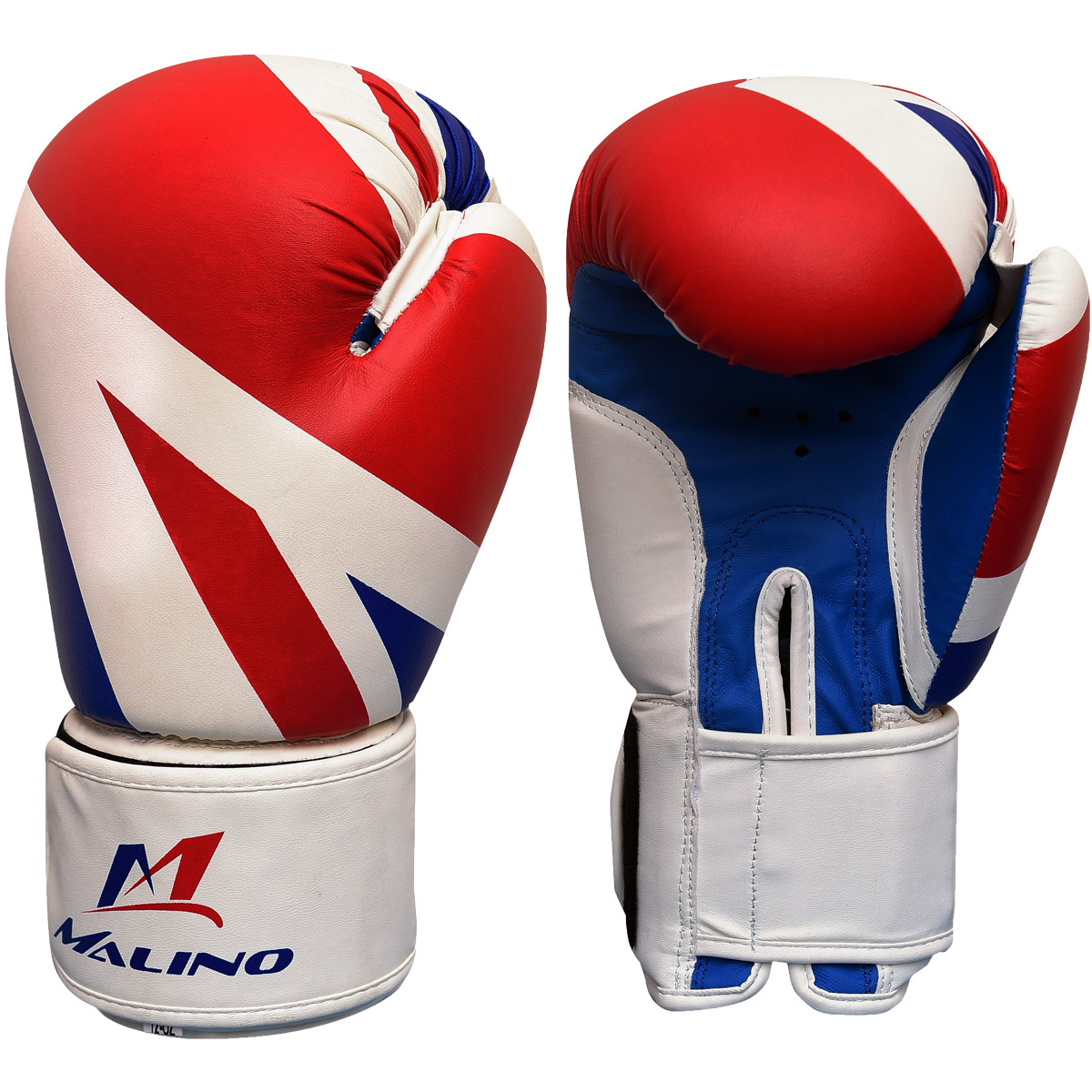 Malino Boxing Gloves Great Britain Flag