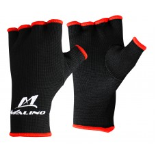 Malino Inner Hand Gloves with Thumbs Black-Red