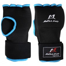 Malino Inner Hand Gloves Black-Blue