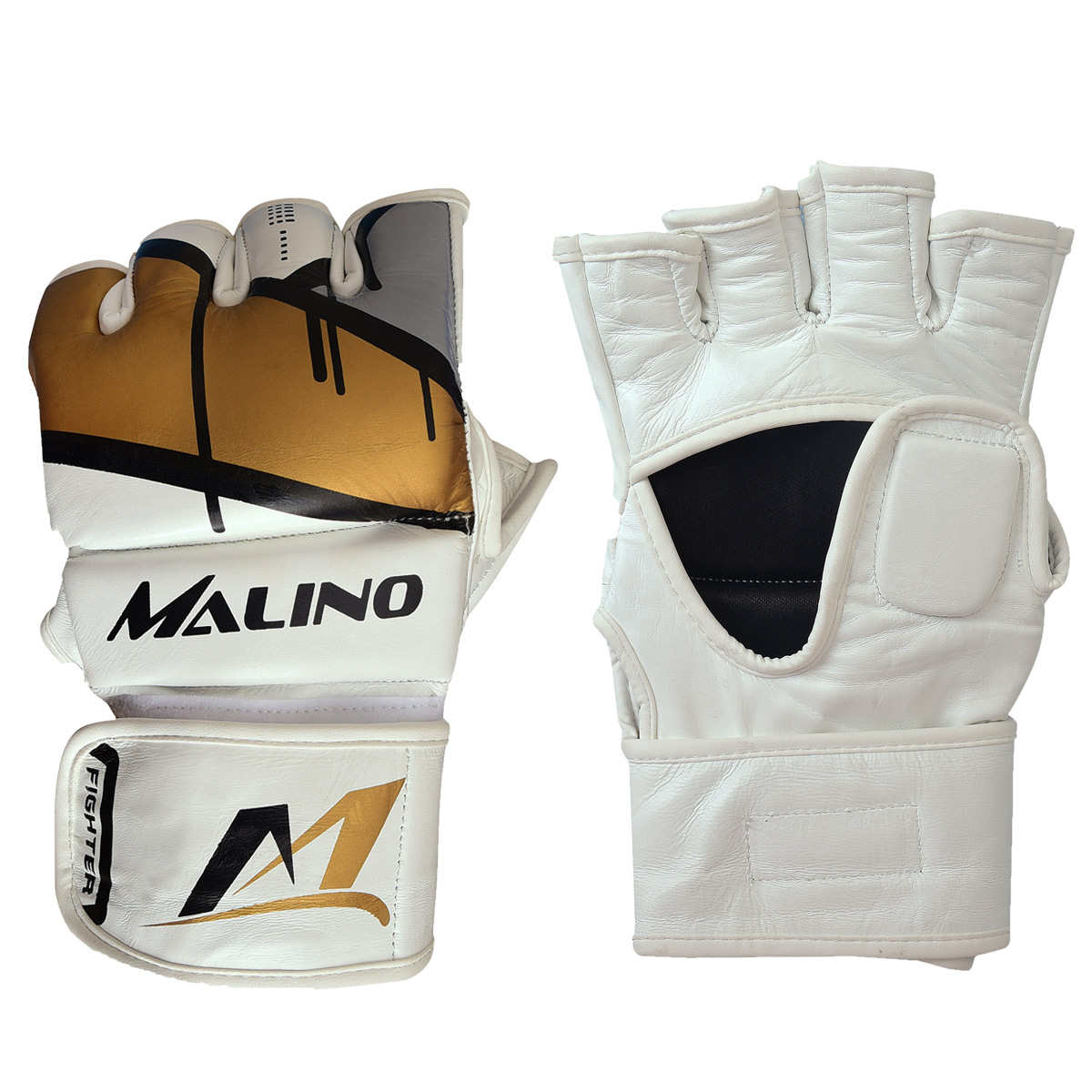 MMA Gloves Half Fingers Mix Martial Arts Gloves