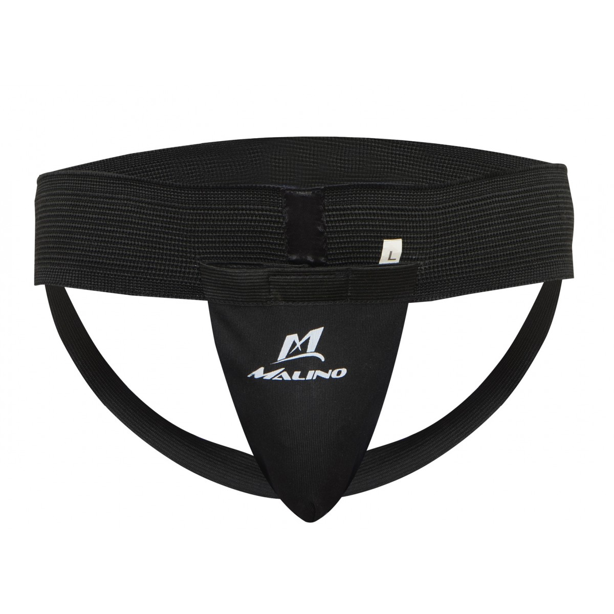 Groin Guards for Men with Black Elastic Strap