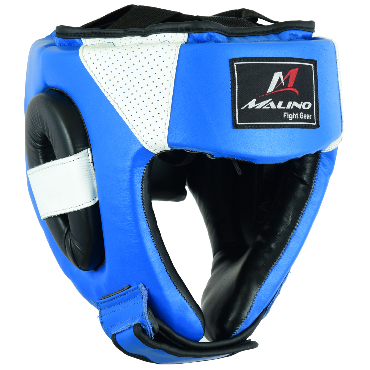 Head Guard Semi Contact Blue-Black-White