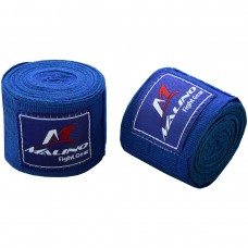 Professional Hand Wraps Boxing Tapes Blue
