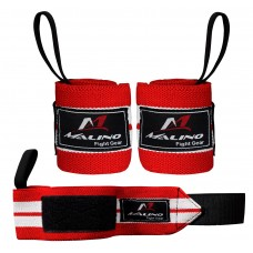 Professional Hand Wraps Boxing Tapes Red-White