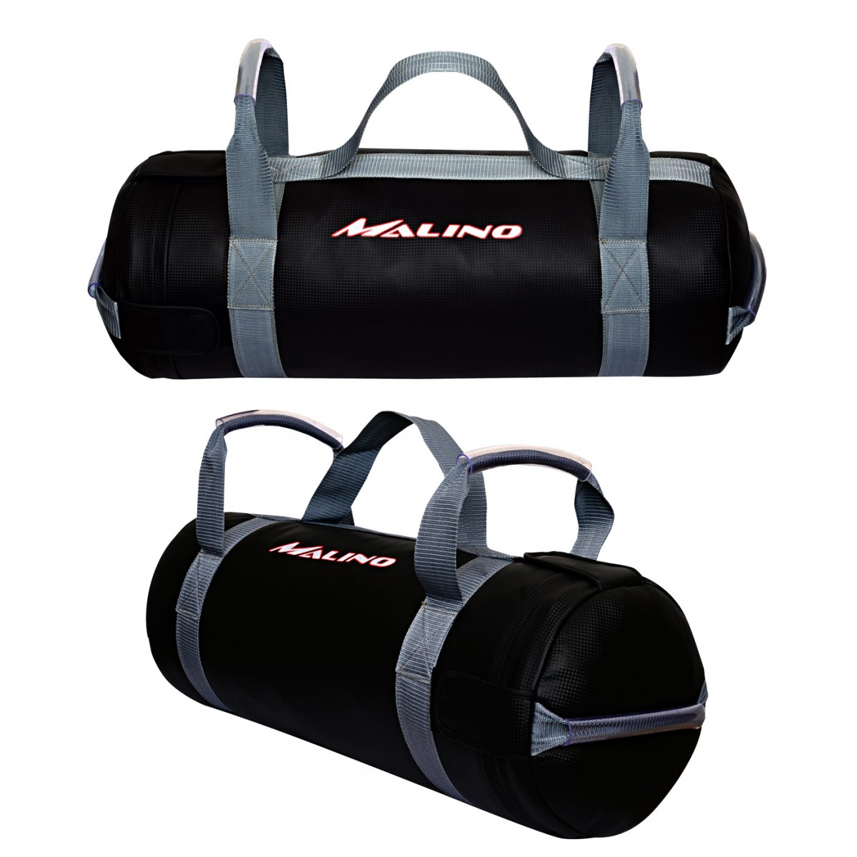 Malino Weight Lifting Bag -Sand Bag 10Kg Black-Grey