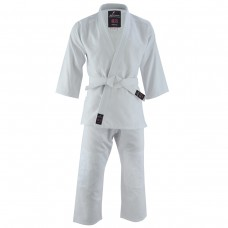 Malino Kids Middleweight Judo Suit White - 450g