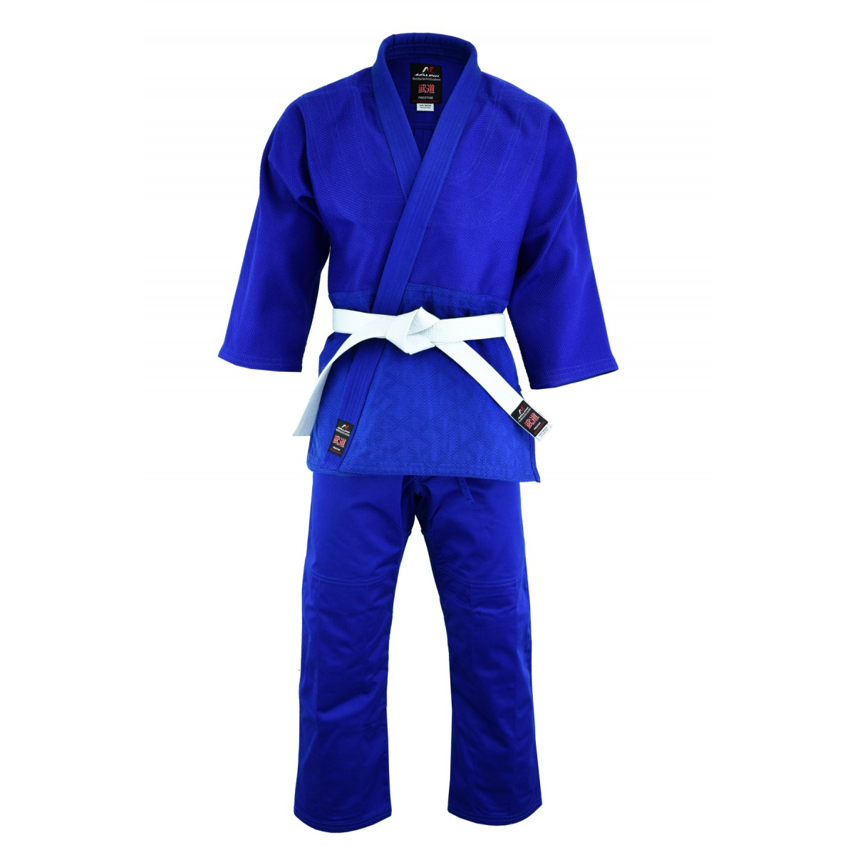Malino Adult Heavyweight Judo Suit Blue - 750g