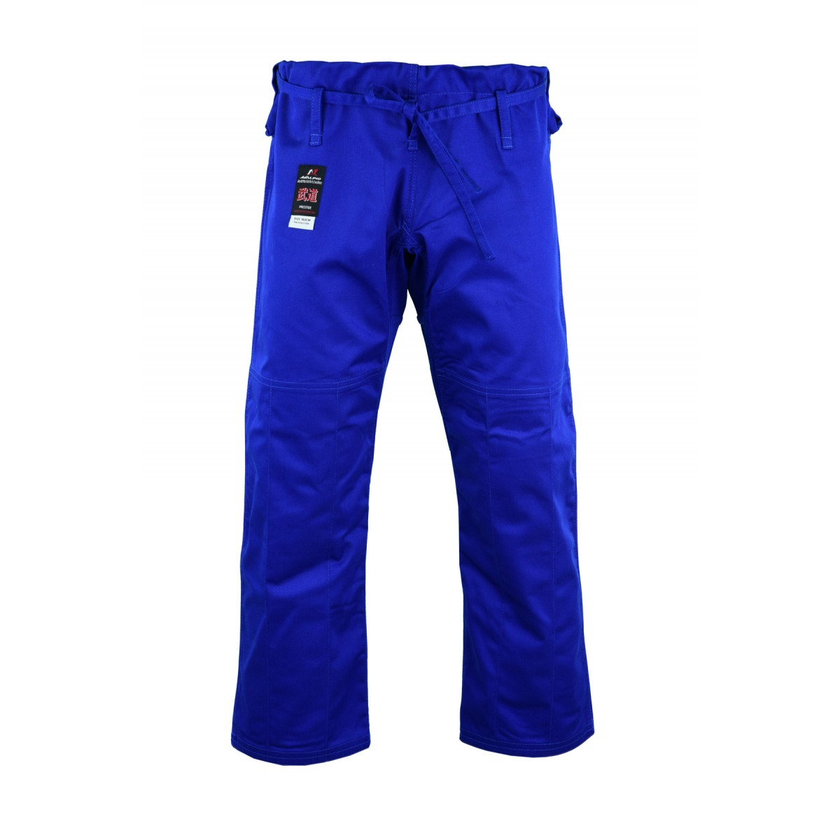 Malino Kids Heavyweight Judo Trousers Blue - 750g