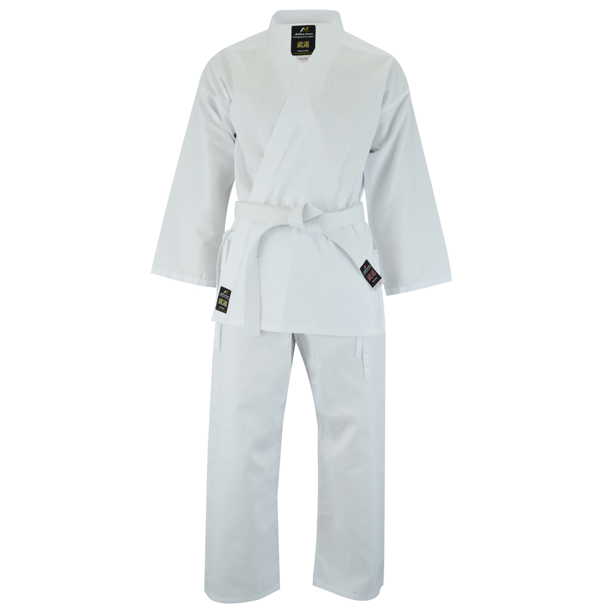 Malino Adult Lightweight Karate Suit - 6oz