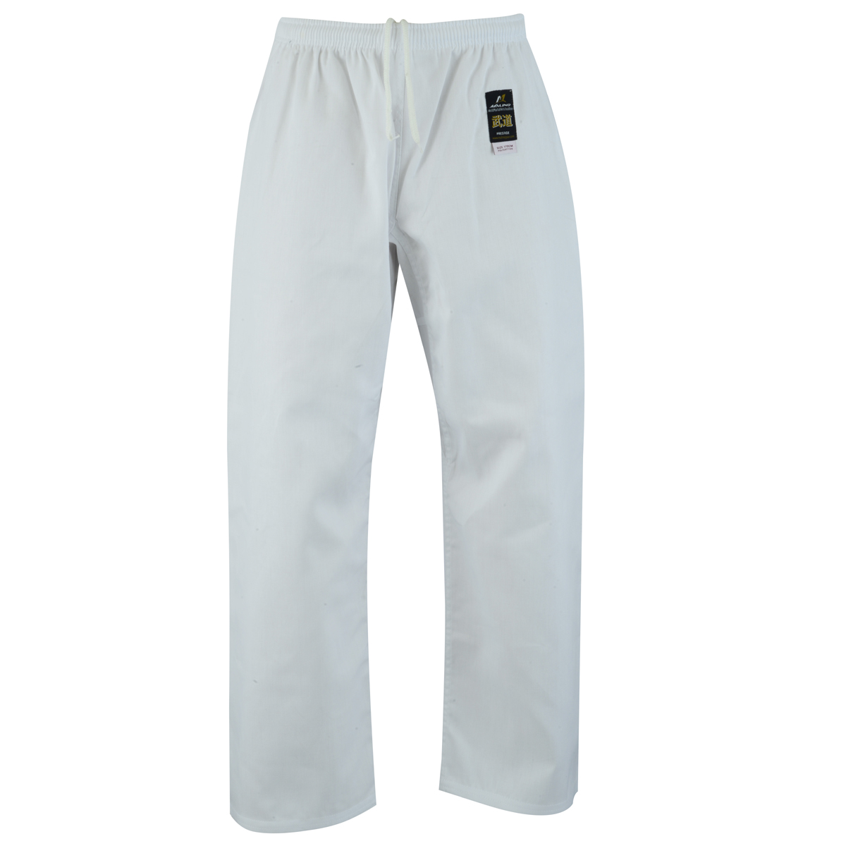 Malino Kids Student Karate Trousers PC White - 6oz