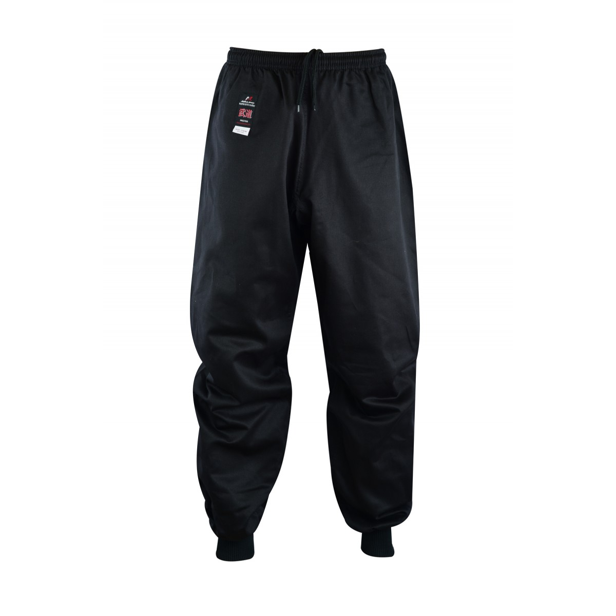 Malino Kids Kung Fu Trousers Cotton Black - 8oz