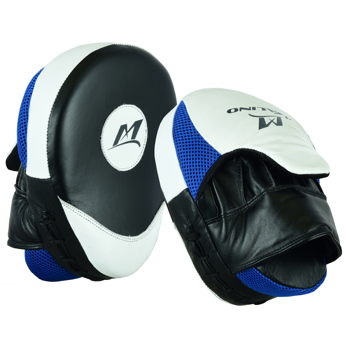 Malino Focus Pads Black-White-Blue