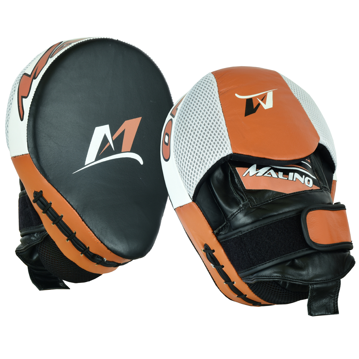 Malino Focus Pads Black-White-Orange